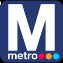 Icon for DC Transit: DC Metro & Bus