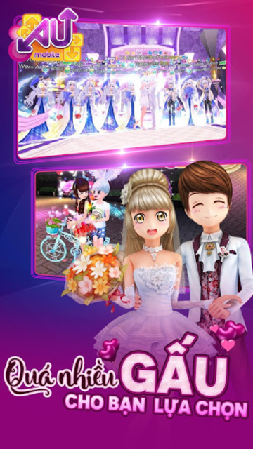 Au Mobile VTC – Game nhảy Audition screenshot 11