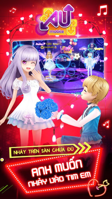 Au Mobile VTC – Game nhảy Audition screenshot 2