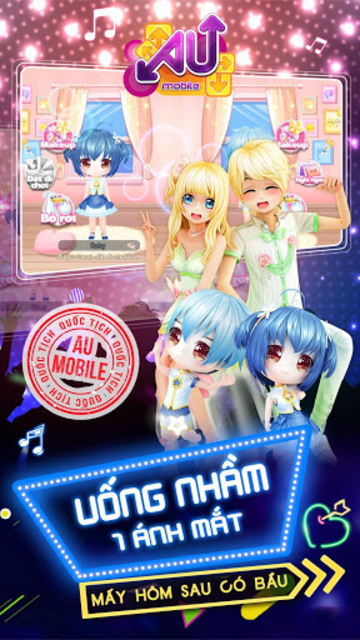Au Mobile VTC – Game nhảy Audition screenshot 5