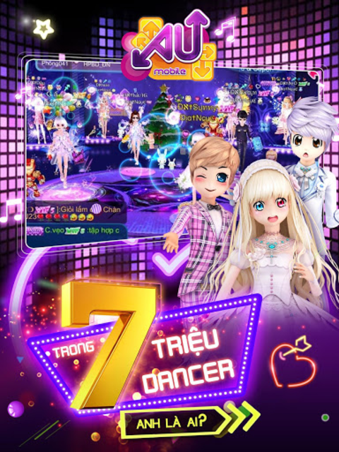 Au Mobile VTC – Game nhảy Audition screenshot 6