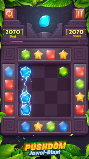 Pushdom - Jewel Blast screenshot 3
