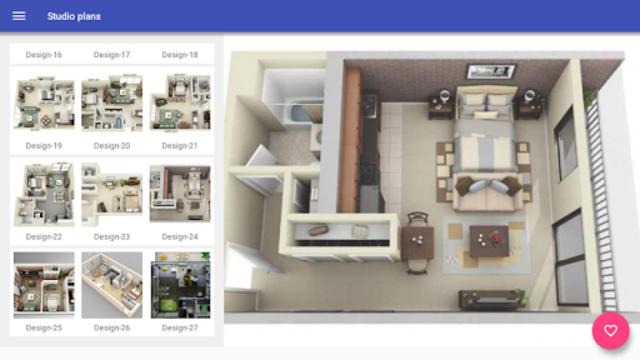3d Home designs layouts screenshot 6
