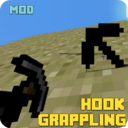 Icon for Grappling Hook Mod for MCPE