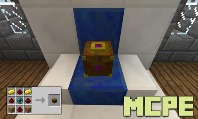 Pandora's Box Mod for MCPE screenshot 2