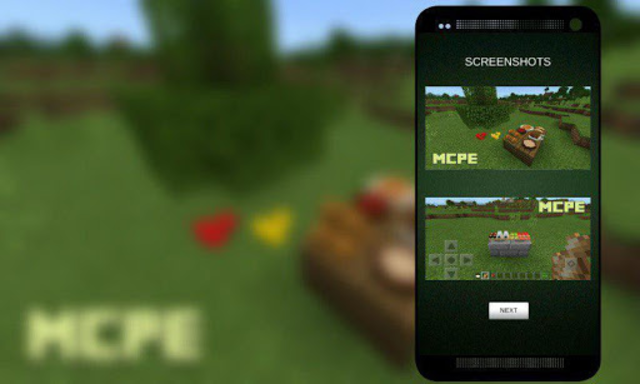 Placeable Food Addon for MCPE screenshot 2