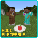 Icon for Placeable Food Addon for MCPE