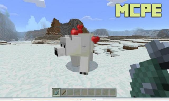 Polar Bear for MCPE screenshot 1