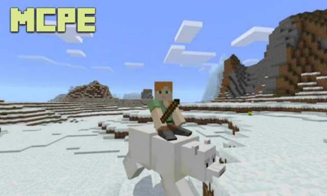Polar Bear for MCPE screenshot 2