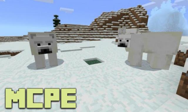 Polar Bear for MCPE screenshot 3