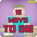 Icon for 15 Ways to Die Map for MCPE