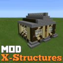 Icon for X-Structures Mod for MCPE