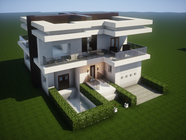 New Modern House for Mine✿✿✿craft - 500 Top Design screenshot 12