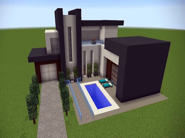 New Modern House for Mine✿✿✿craft - 500 Top Design screenshot 15