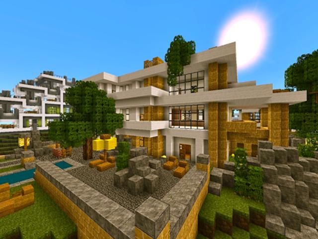 New Modern House for Mine✿✿✿craft - 500 Top Design screenshot 16