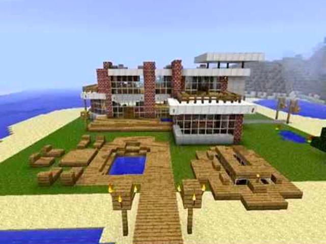 New Modern House for Mine✿✿✿craft - 500 Top Design screenshot 18