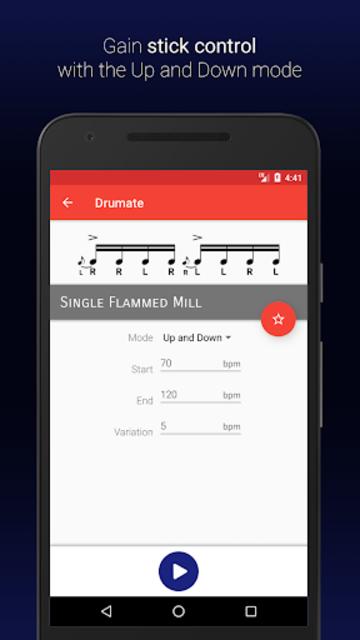 Drumate - Drum Rudiments screenshot 5