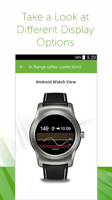 Dexcom G5 Mobile Simulator screenshot 2