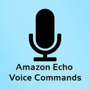Icon for Commands for Amazon Echo