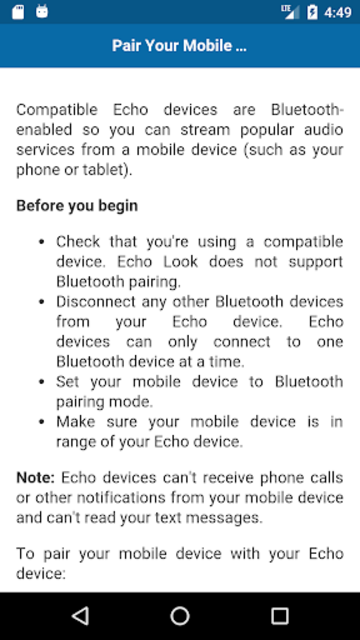 Complete guide for Echo Show screenshot 3