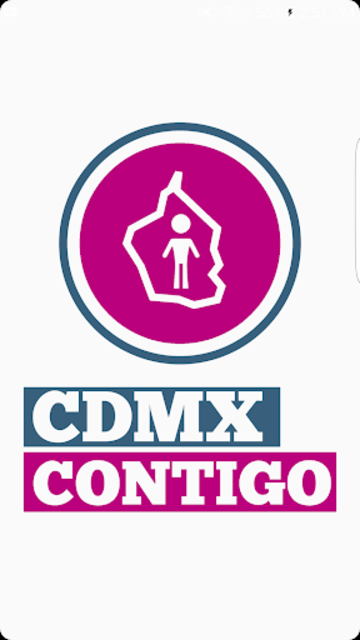 CDMX Contigo screenshot 1