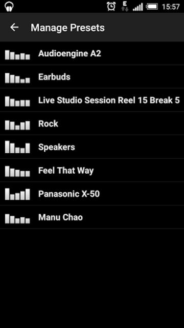 Bass Booster Pro screenshot 3