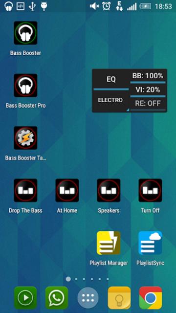 Bass Booster Pro screenshot 5