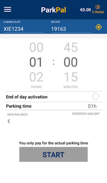 ParkPal screenshot 1