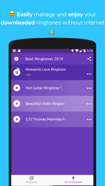 Top 100+ New Ringtones 2019 Free | For Android™ screenshot 4