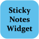 Sticky Notes Widget with 10k+ downloads