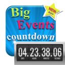 Icon for My Big Events Countdown