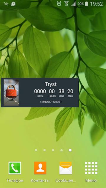 My Big Events Countdown screenshot 4