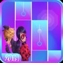 Icon for LadyBug Piano Tiles Game