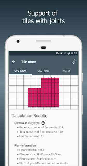 Floor Calculator: Plan & install flooring screenshot 4
