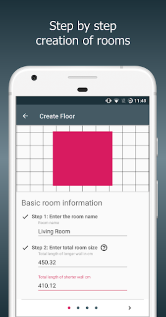 Floor Calculator: Plan & install flooring screenshot 6