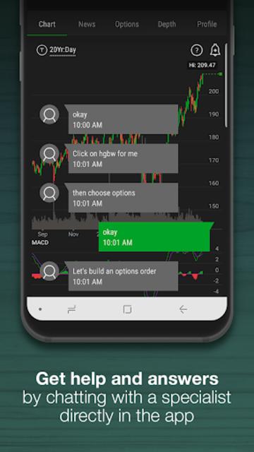 TD Ameritrade Trader: Trade  Invest  Buy & Sell