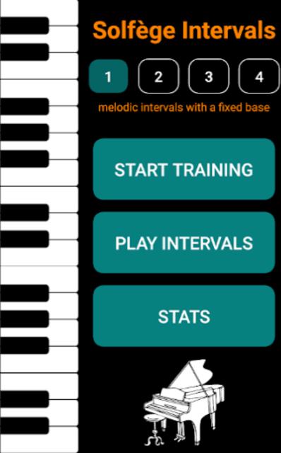 Solfege Intervals screenshot 1