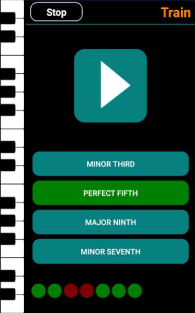 Solfege Intervals screenshot 2