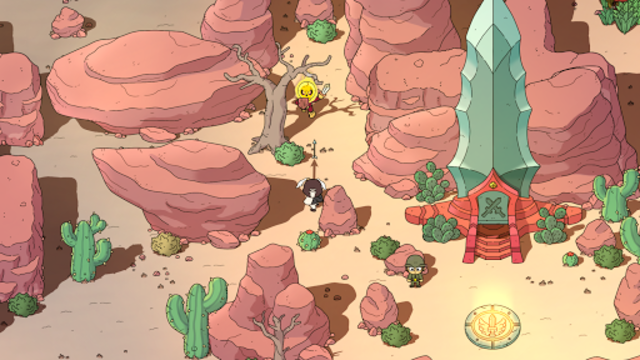The Swords of Ditto  - ON SALE FOR A LIMITED TIME! screenshot 5