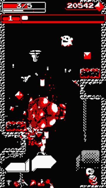 Downwell - ON SALE FOR A LIMITED TIME! screenshot 4