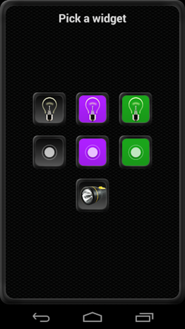 TF: Classic Widgets screenshot 1