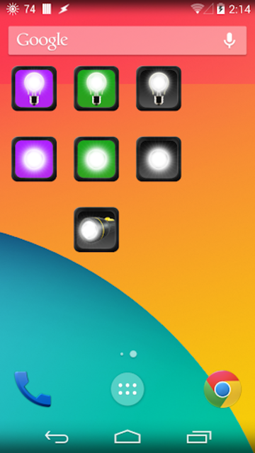TF: Classic Widgets screenshot 2
