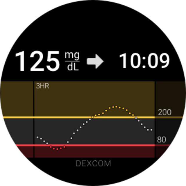 Dexcom G6 screenshot 8