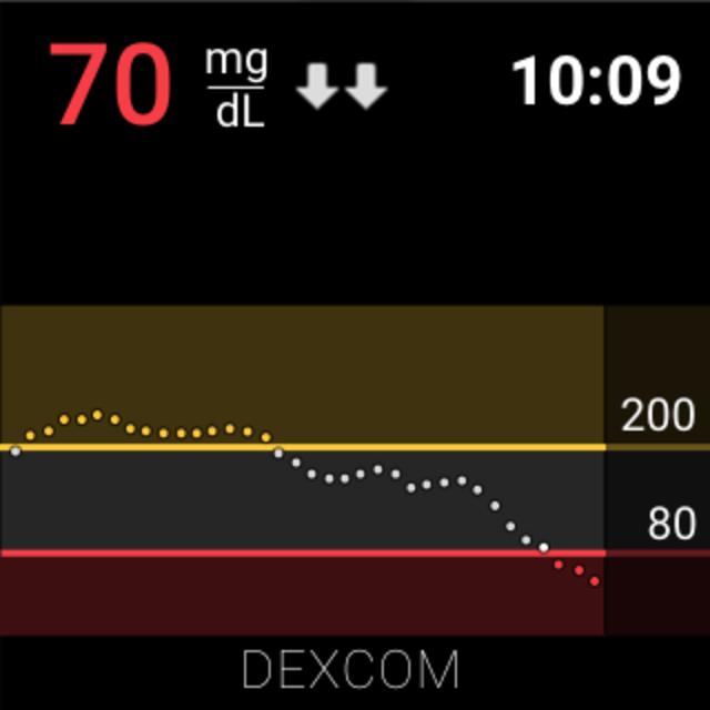 Dexcom G6 screenshot 9