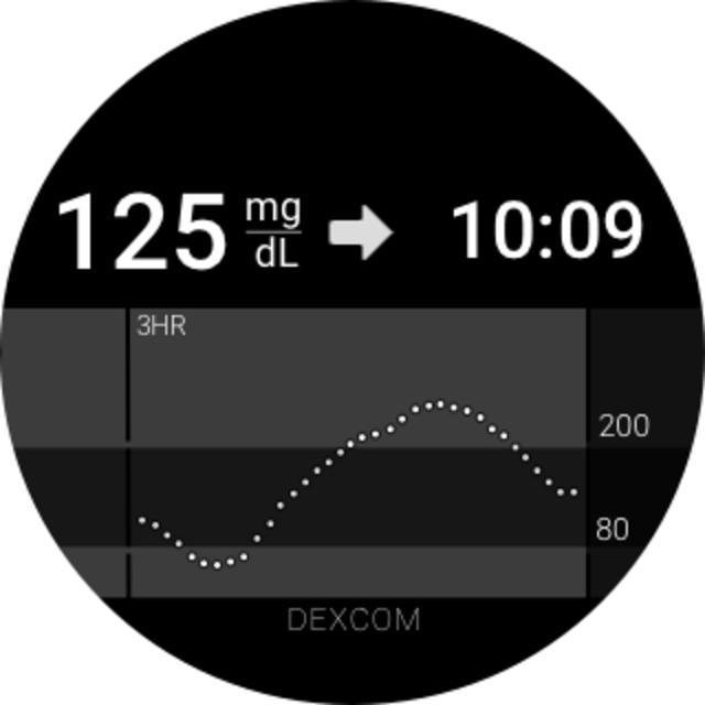 Dexcom G6 screenshot 11