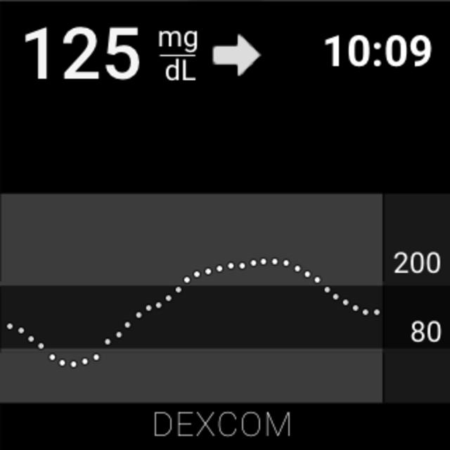 Dexcom G6 screenshot 12