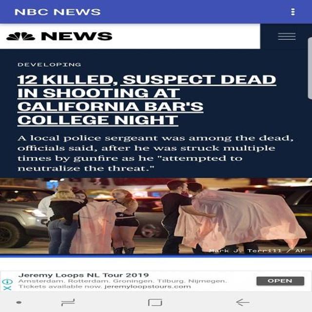 MSNBC NEWS LIVE screenshot 4