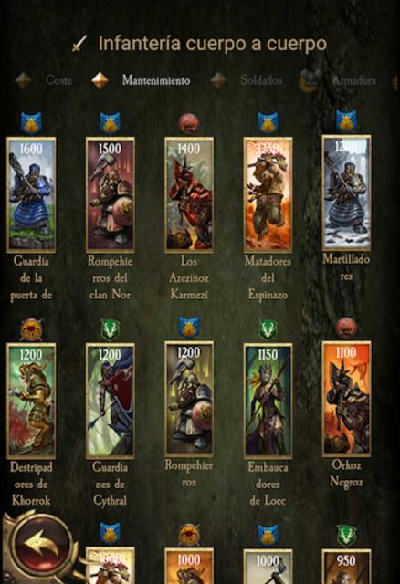 Guide  of TotalWar Warhammer screenshot 5