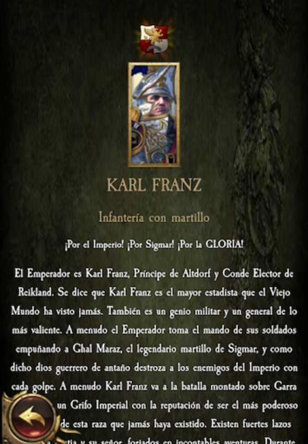 Guide  of TotalWar Warhammer screenshot 7