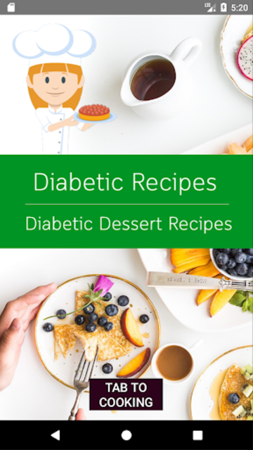Top 10 Diabetic Dessert Recipes screenshot 1